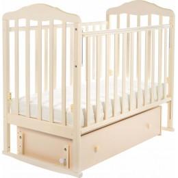 Кроватка Sweet Baby Luciano (поперечный маятник)