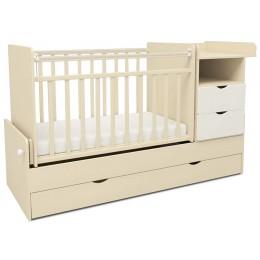 Кроватка-трансформер Sweet Baby Valentino