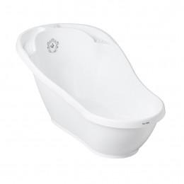Ванночка Tega Baby Royal со сливом