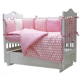 Комплект в кроватку Топотушки 12 месяцев 6 предметов
