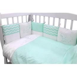 Комплект в кроватку Топотушки Гав-Гав 6 предметов