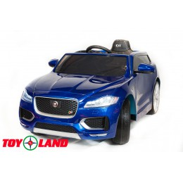 Электромобиль Jaguar F-PACE