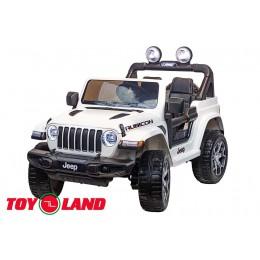 Электромобиль Джип Jeep Rubicon