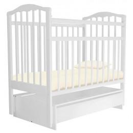 Кроватка Золушка-4 (поперечный маятник)