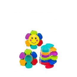 Набор игрушек для ванны Happy Baby Flower puzzle
