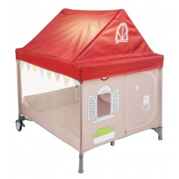 Манеж-кровать Happy Baby Alex Home